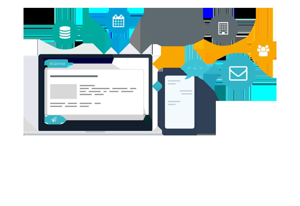 Img chat blast email blast tools